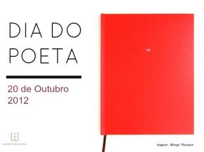 DIA DO POETA | 20 OUTUBRO 2012 –EJE
