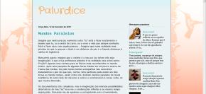 "Blog ""Palurdice"" de DianaCarvalho"
