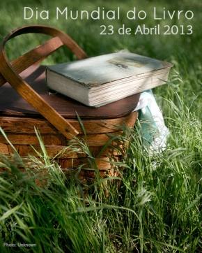 Dia Mundial do Livro – 23 de Abril2013